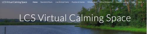 LCS Virtual Calming Space