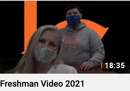 Freshman Video