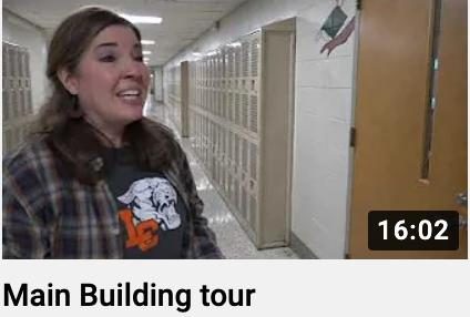 Main Building Tour