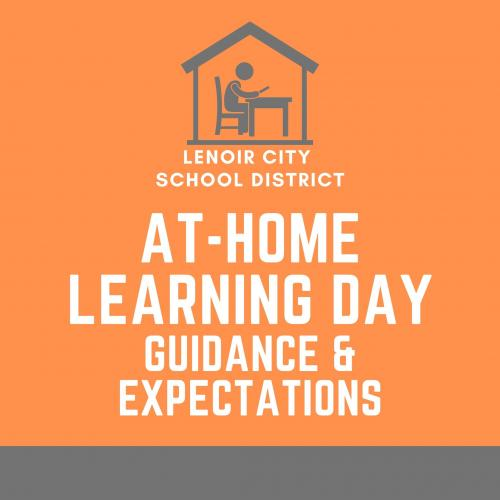 At-Home Learning Day Guidance & Expectations