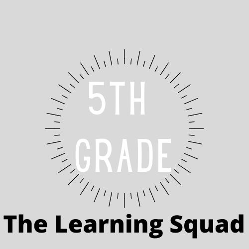 5th Grade The Learning Squad