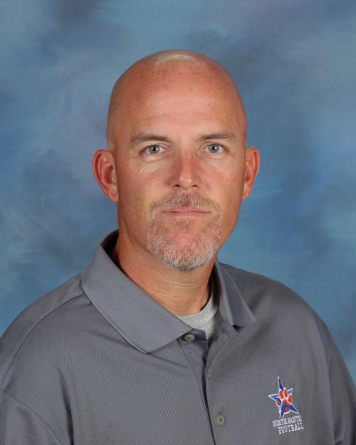 Coach Richie Wilhite