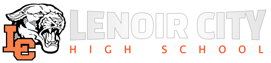 Lenoir City High School Logo