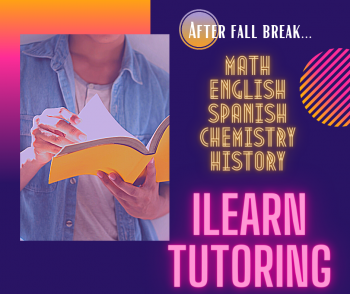 Tutoring available for iLearn students