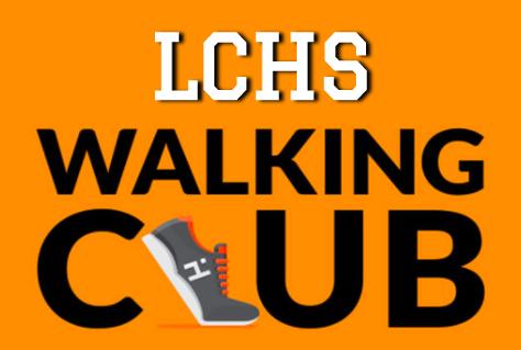Walking Club graphic