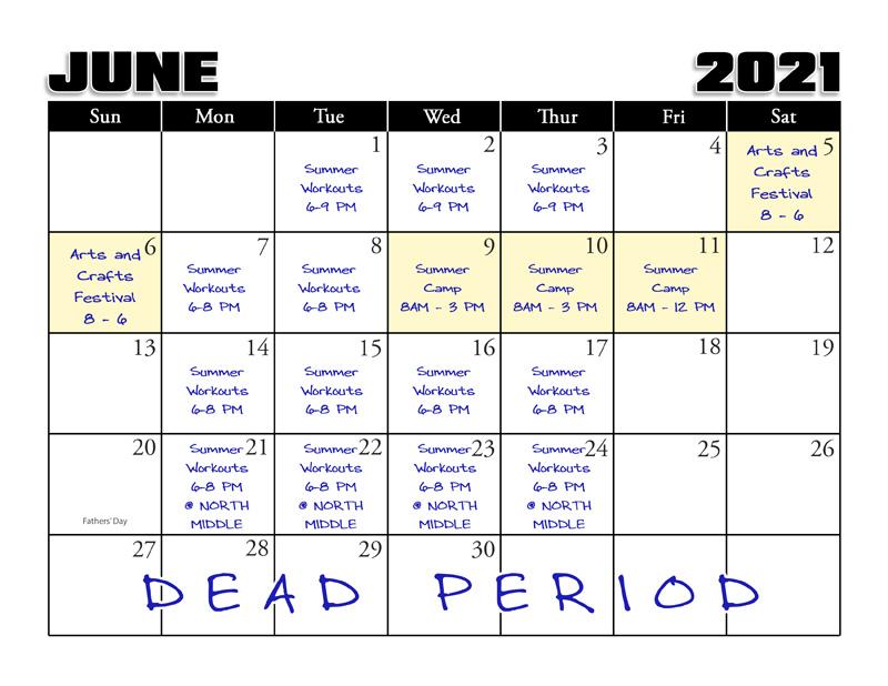 June 2021