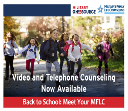 Military Family Life Counselors