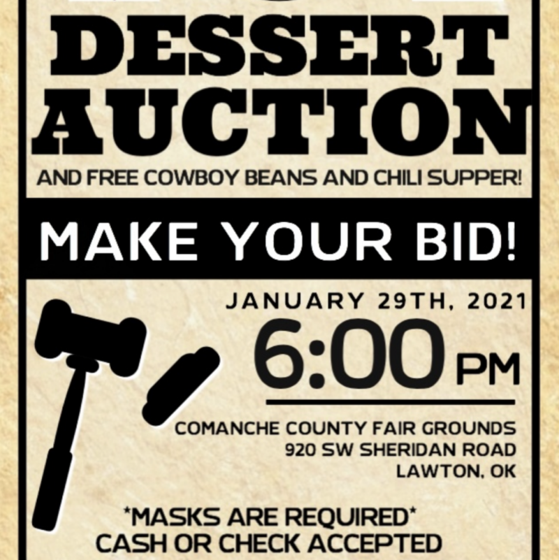 Lawton FFA Dessert Auction