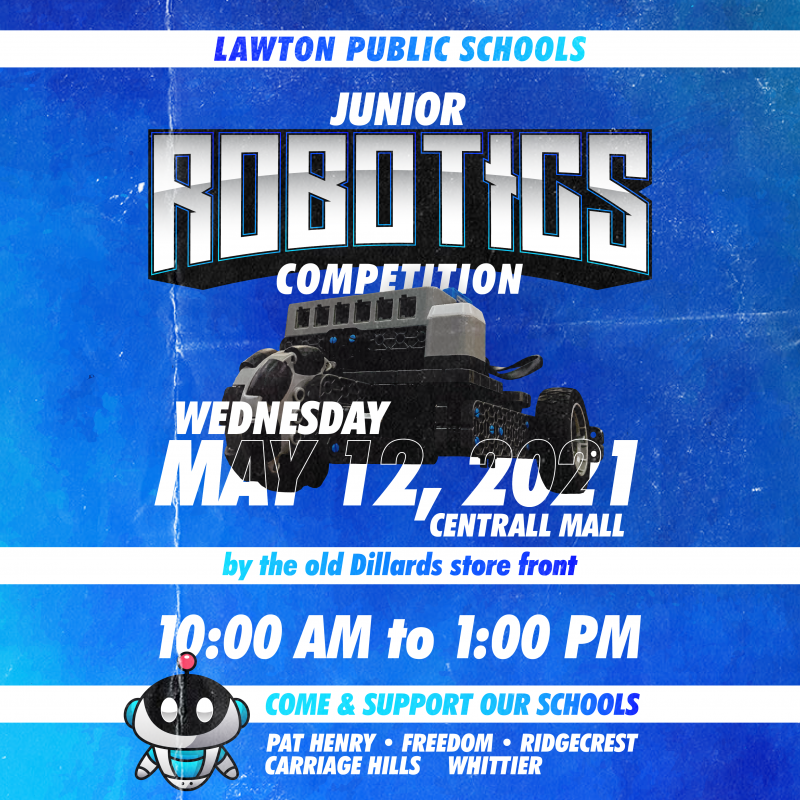 LPS Junior Robotics Competition