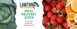 UPDATED MEAL DELIVERY SITES