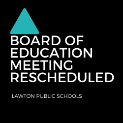 Feb. 17th Board Meeting Rescheduled