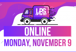 LPS on the Go ONLINE (Nov. 9th)