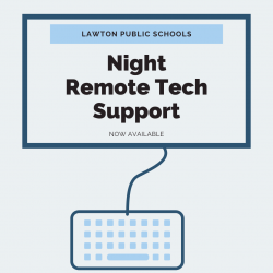 LPS Night Time Tech Support
