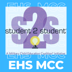 EHS Military Child participates in 2020 Frances Hesselbein Student Leadership program