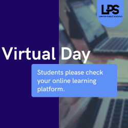 LPS VIRTUAL DAY: Wednesday, Feb. 17