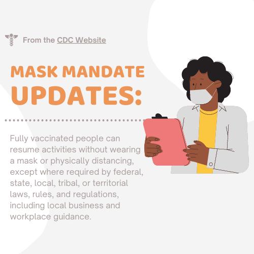 LPS Mask Mandate