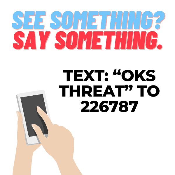 New technology allows school threats to be reported by text