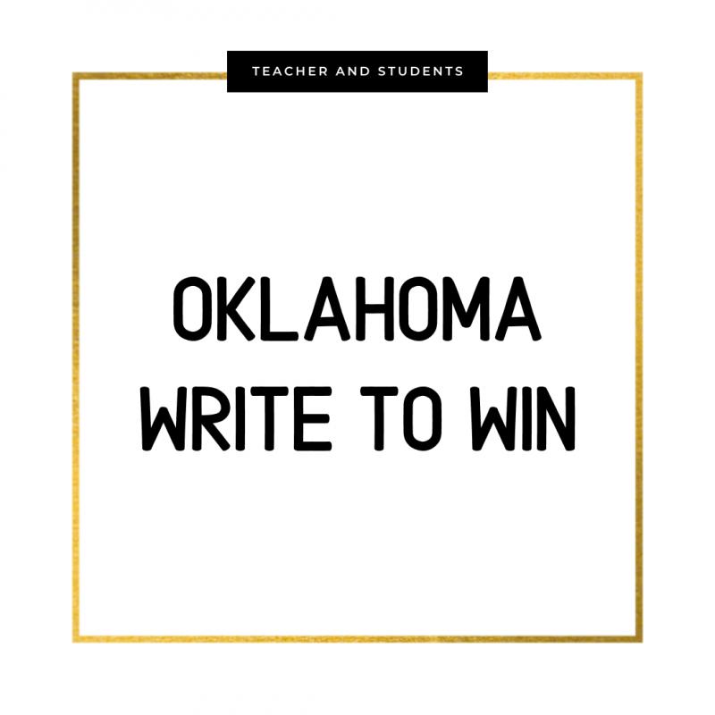 Oklahoma Write to Win