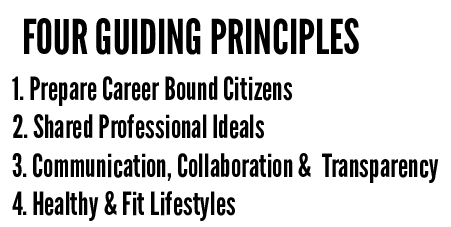 Four guiding principles