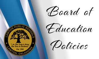 Board of education policies link