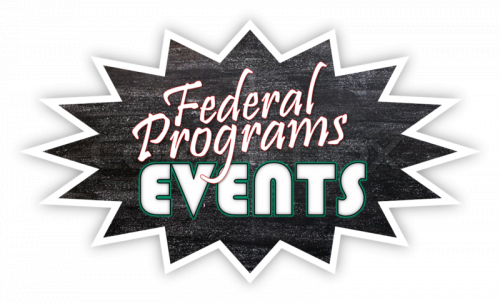 Federal Programs Events