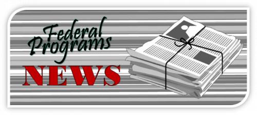Federal programs news photo