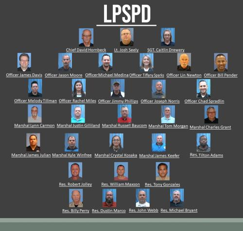 LPSPD Visual Roster
