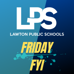 LPS Friday FYI's - April 2, 2021