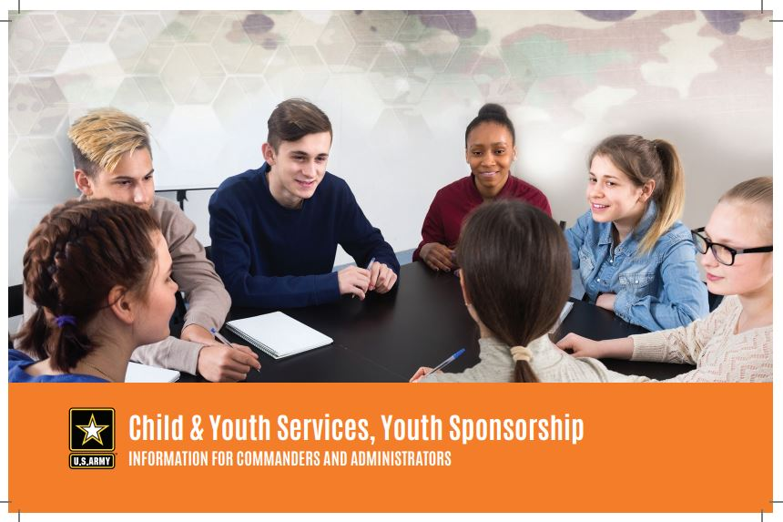 Child & Youth Services, Youth Sponsorship