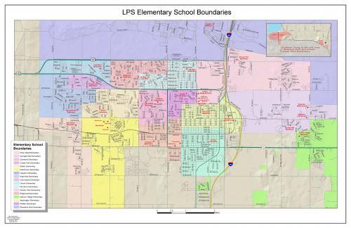 LPS Elementary Boundaries