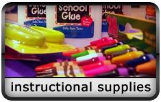 Instructional supplies