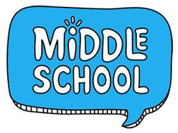 Middle school header