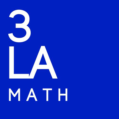 3 LA Math