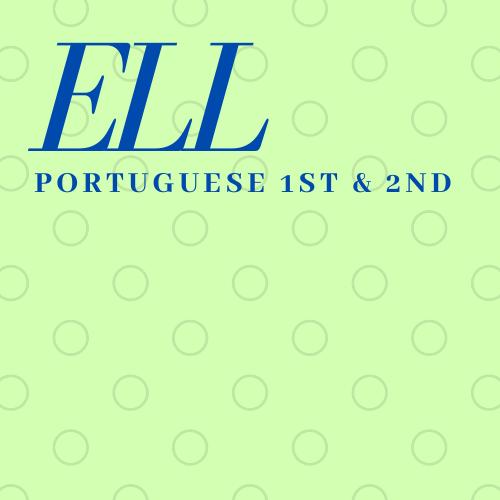 Portuguese 1st 2nd