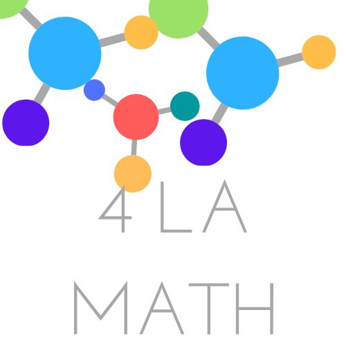 4 LA Math