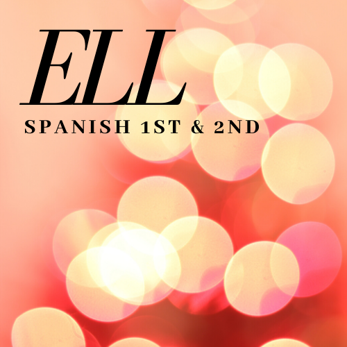 Spanish 1st 2nd