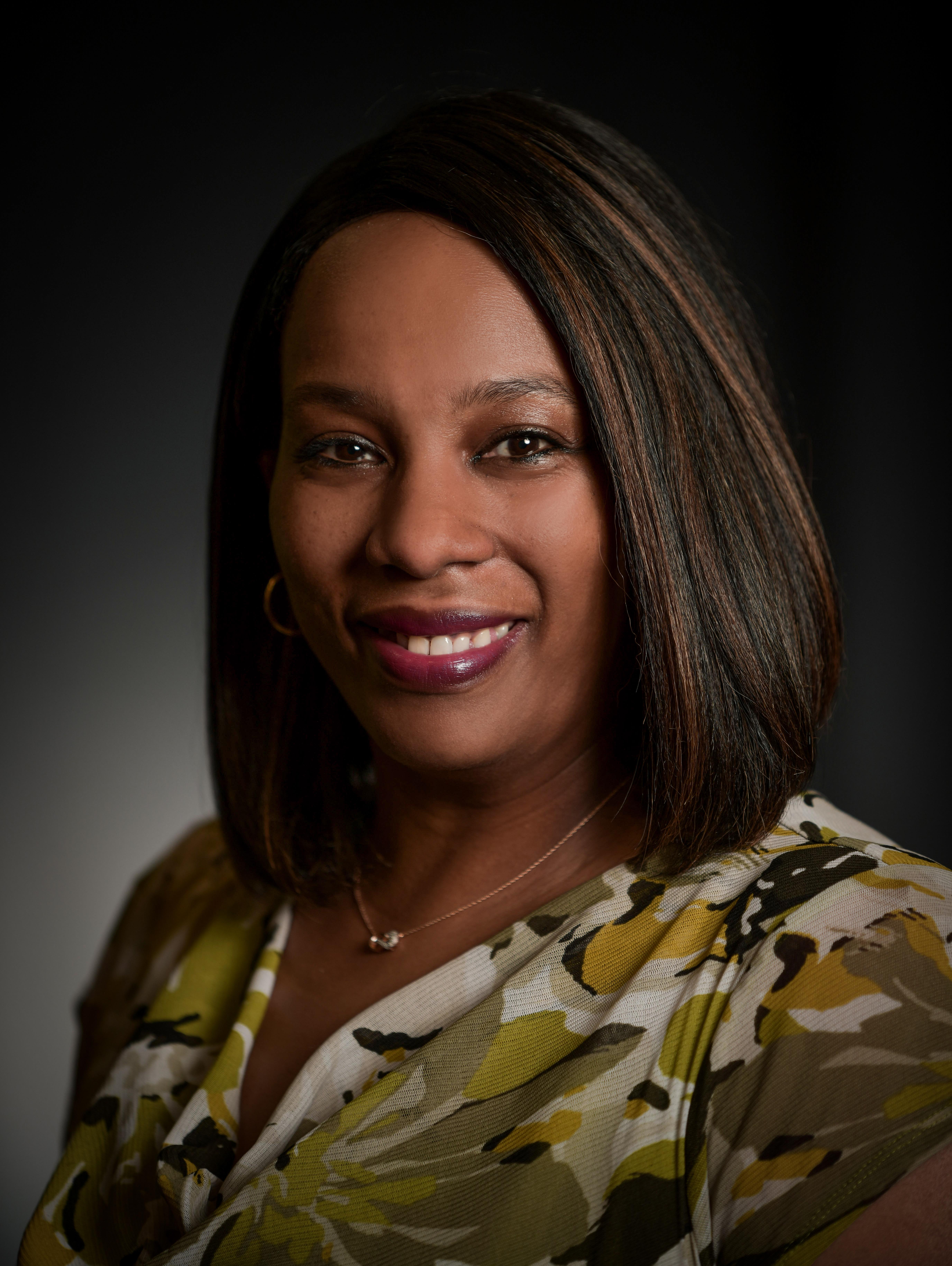 Carla Dewberry - Finance