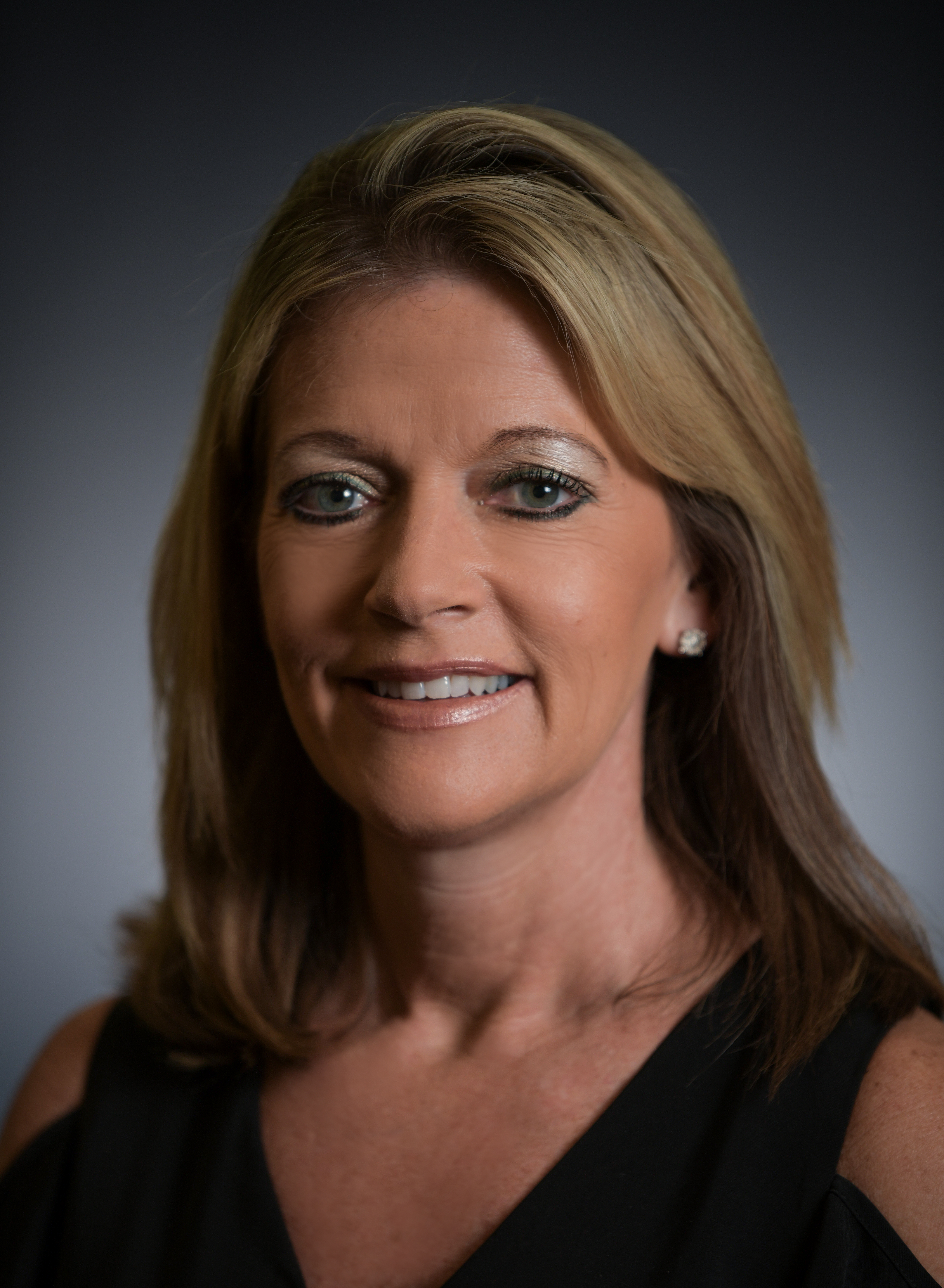 Dr. Laura Puccino- Executive Director of Finance