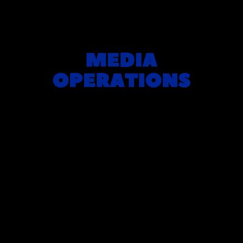 media operations