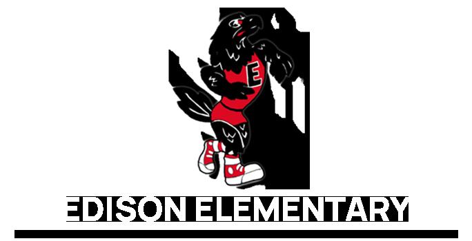 Edison Elementary Logo