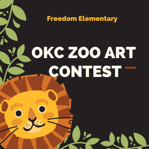 OKC ZOO ART CONTEST