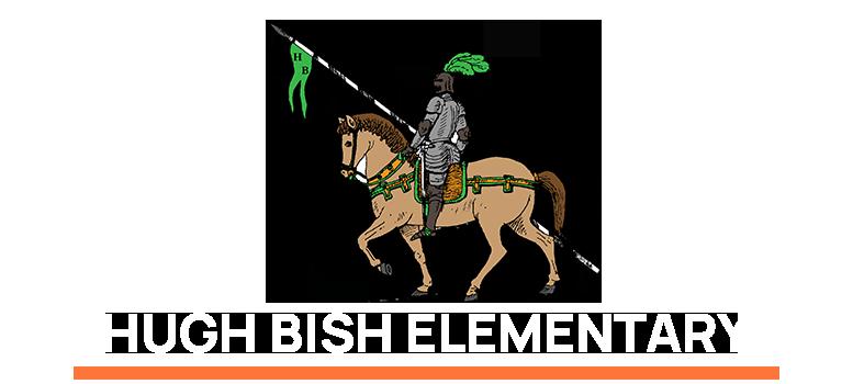 Hugh Bish Elementary Logo