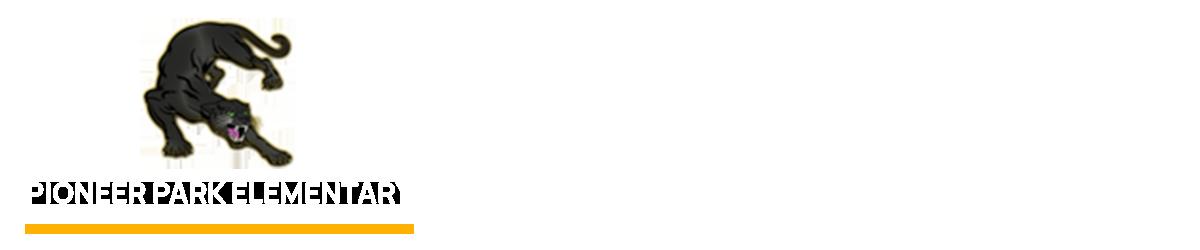 Pioneer Park Elementary Logo