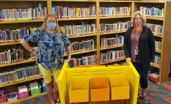New Library Cart
