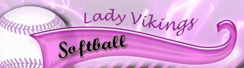 Lady Vikings Softball