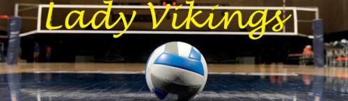 lady viking volleyball