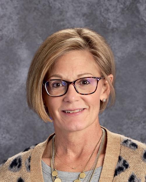 Angela Hannabass - Co-Teacher