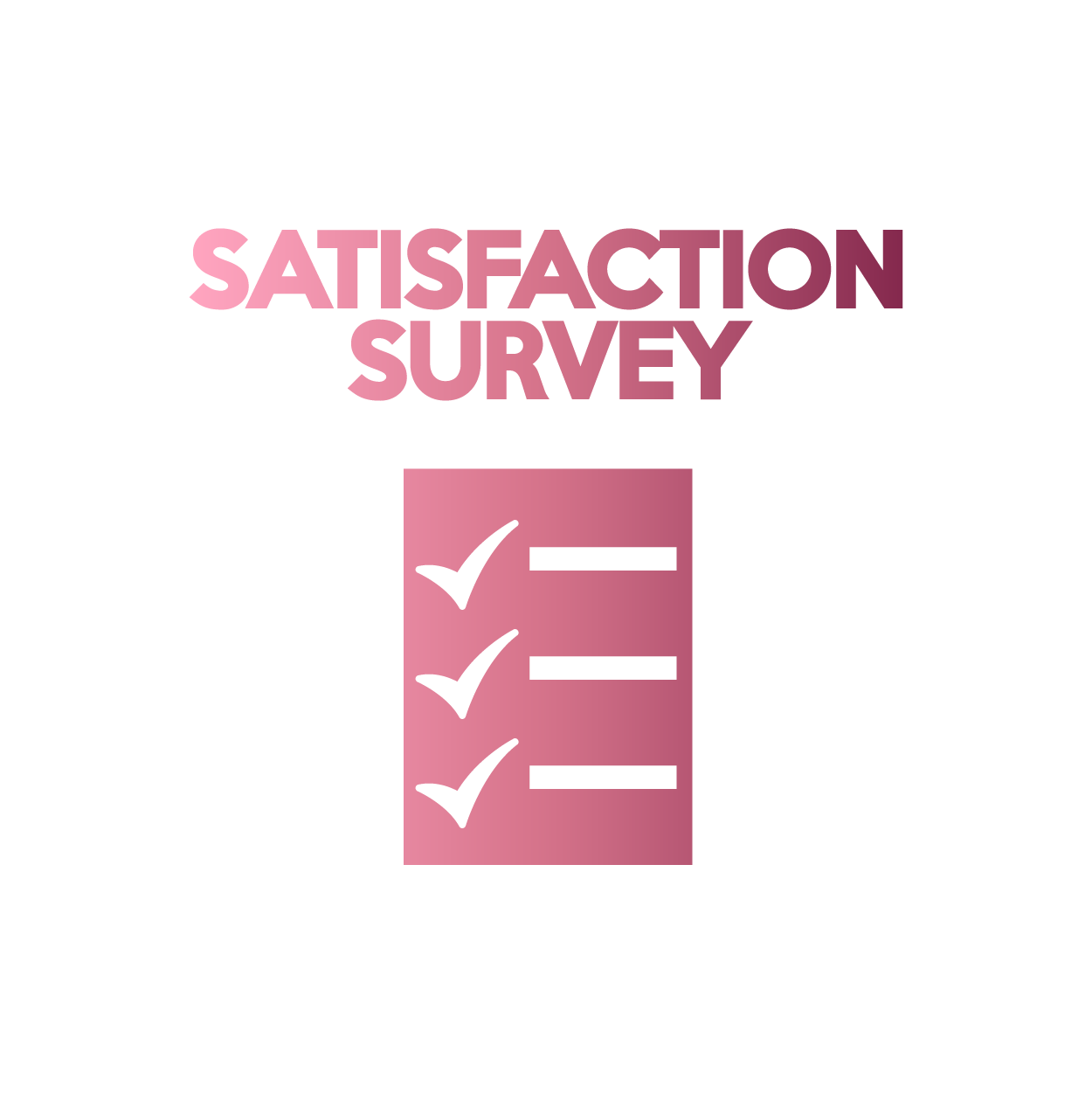Customer Satisfaction Survey