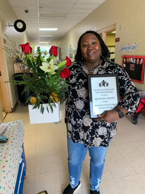 Arkansas Outstanding Early Childhood Professional of the Year