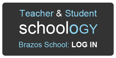 Brazos School Schoology TeacherStudent LOG IN